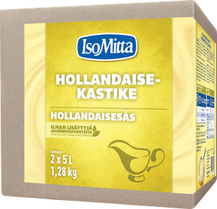 IsoMitta Hollandaisekastike